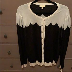Black AND White!!! So cute! NEVER WORN!!! :)